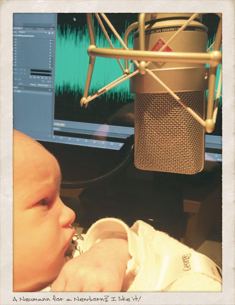 Voiceover Baby - neumann
